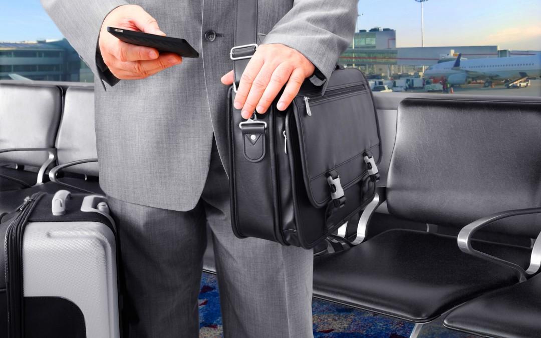 7 erros que a maioria dos viajantes corporativos cometem