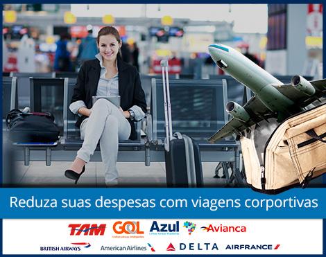 Secretária como Gestor Estratégico de Viagens Corporativas