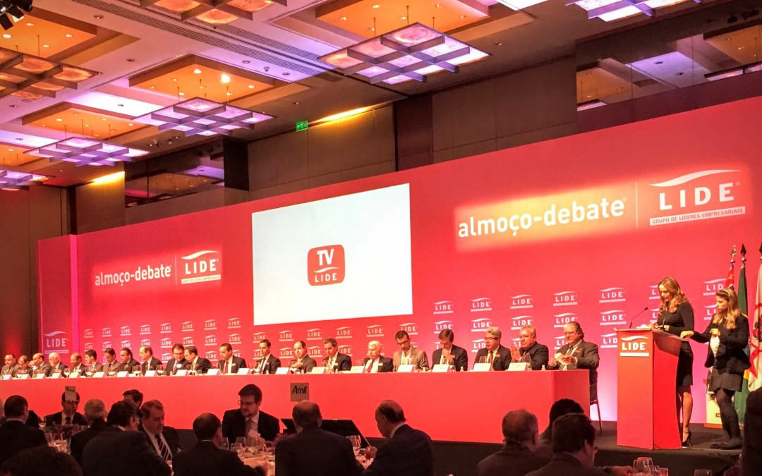 Emporium Travel participa do almoço-debate com Ministro do Turismo e Presidente da Embratur