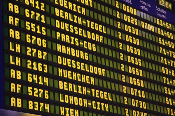 Perdi meu voo: e agora, o que fazer?