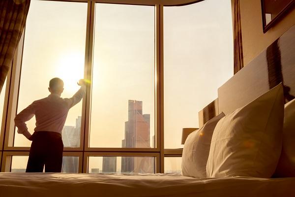 Hotel para viagens corporativas