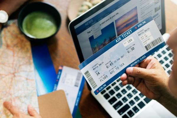 Agências de viagem online